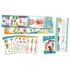 LeapFrog LeapReader Interactive Human Body Discovery Set (works with Tag) , New,