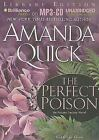Arcane Society: The Perfect Poison 6 by Amanda Quick (2009, MP3 CD, Unabridged)