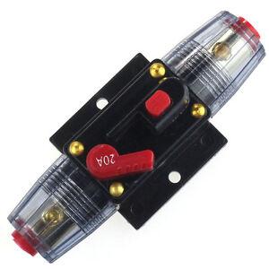 Auto Auto-Zubehör DC 12V Audio Stereo-Leistungsschalter ersetzen ...