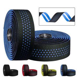 ZTTO Bike Bar Tape Vibration Damping Anti-Vibration EVA PU Road Handlebar Tape