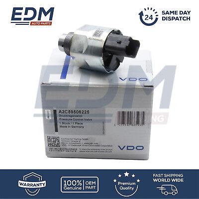 Siemens VDO A2C59506225 Fuel Pressure Regulator On Pump Common Rail CR