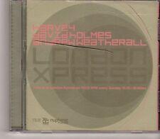 (GA734) Harvey/David Holmes/Andrew Weatherall, London Xpress - 2000 CD