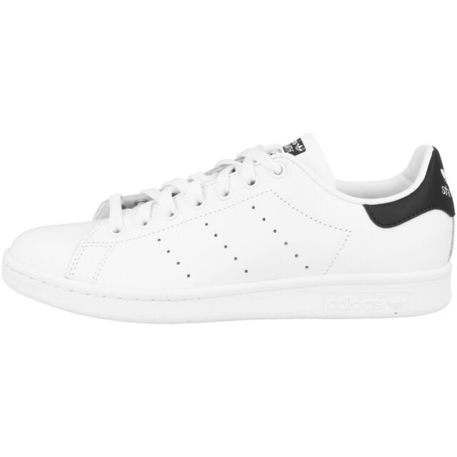 Adidas Stan Smith Baskets de Style Rétro Blanc Bleu Marine M20325 Tennis EUR 48 23