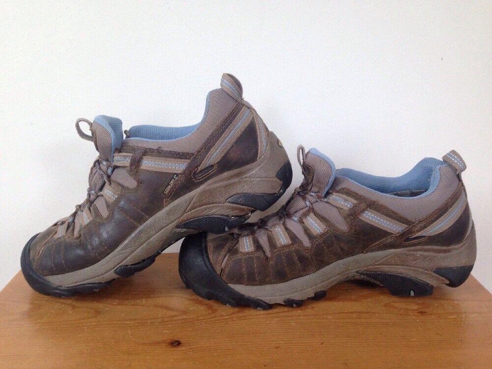 Keen Targhee II 1004085 Suede Damenschuhe Hiking EU Trail Schuhes Sneakers 9.5 EU Hiking 40 184ed5