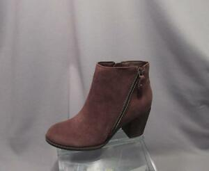 Details about Skechers 48722 Brown Suede Boots size 7 Skechers Flyer Ankle Boots 2 15