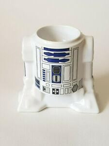 STAR-WARS-R2D2-Disney-Store-Ceramic-Egg-Cup-Novelty-Holder-EXCELLENT-CONDITION