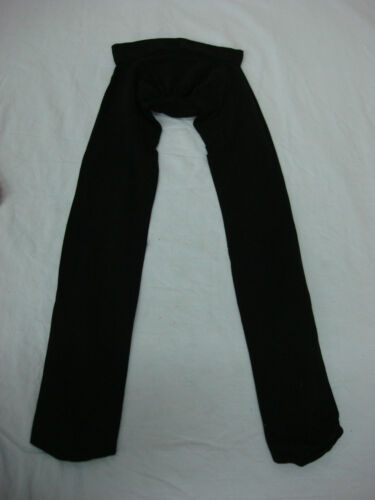 NWOT Womens DKNY Velvet Opaque Seamless Tights Black Size Small 5 Pair #1