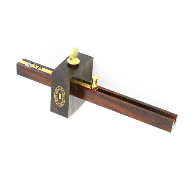 Big Horn 23045 / Crown 152M Miniature Rosewood Mortice and Marking Gauge