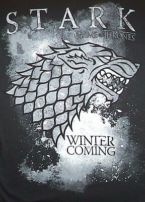 Small Men S T Shirt Game Of Thrones Stark Winter Is