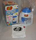 Jelly Belly Manual Crank Ice Shaver Snow Cone Slushy Maker With Box