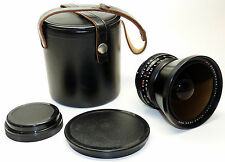 CARL ZEISS JENA DDR Objektiv Lens MC FLEKTOGON 4/50 für PENTACON SIX
