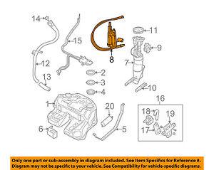 land rover oem 06 09 range rover fuel pump lr015178 ebay rh ebay com range rover fuel system diagram range rover fuel system diagram