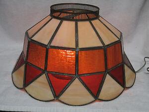 SLAG-GLASS-PANEL-LAMP-SHADE