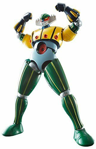New Super Robot Chogokin STEEL JEEG Action Figure BANDAI TAMASHII NATIONS Japan