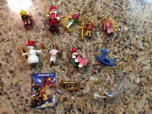 Playmobil 2000 Tree Decoration Christmas Ornament #3943 ...