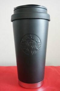 Details About Starbucks Korea 2016 Limited Edition Ss Siren Black Matt Elma Tumbler Tracking
