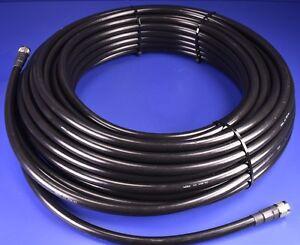 L 3 Com 125 Nm To Nm Lmr 600 50 Ohm Ham Radio Antenna Vhf Uhf Cable Low Loss Ebay
