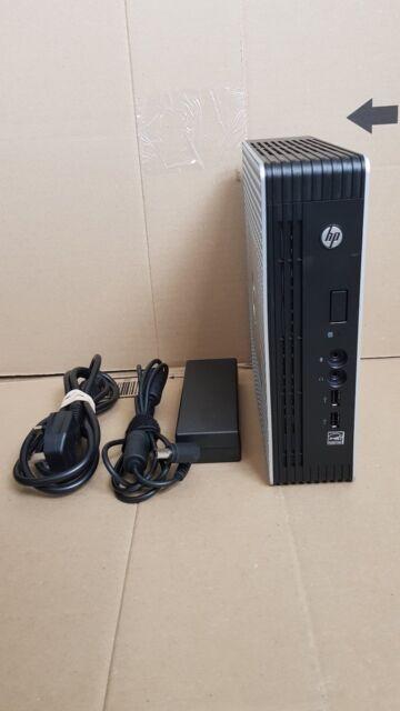 HP Thin Client pfSense 2 3 4 Firewall VPN 5x Gigabit Ports, 16GB SSD, 4GB  RAM!