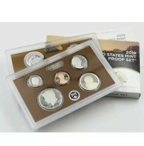 2019-S-United-States-Mint-Proof-Set-10-Coin-No-Extra-W-Cent