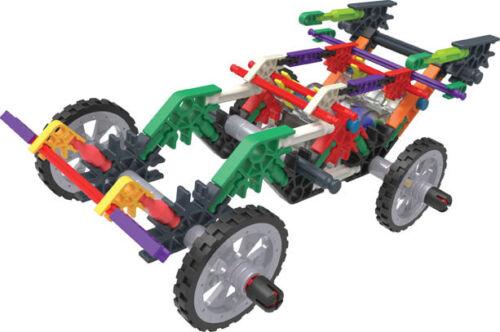 K ` Nex Power & Go Racer Baukasten Konstruktion Gebaut und Spiel Spielzeug Baukästen & Konstruktion