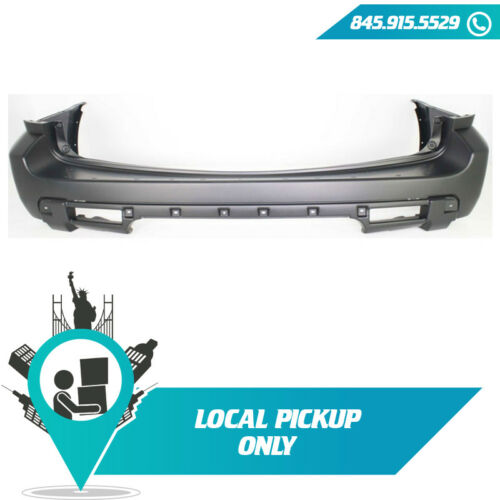 LOCAL PICKUP 2006-2008 FITS HONDA PILOT REAR BUMPER COVER PRIMED HO1100236