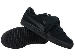zapato puma negro mujer