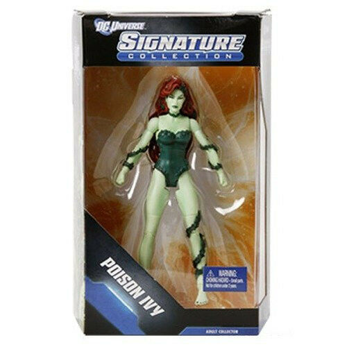 DC UNIVERSE Signature Collection_POISON IVY 6   figure_Exclusive Limited Edition