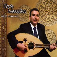 Oud Mosaics  Amer Ammouri Syria's Top Oudist Arabian CD