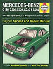 Mercedes-Benz C-class Petrol and Diesel (1993-2000) Service and Repair Manual by R. M. Jex, A. K. Legg (Hardback, 2000)