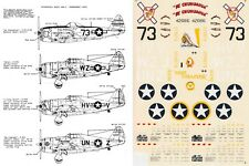 Scale 1:48 Micro Scale Decals 48-131 RF-84FS 66th /& 45 th Tactic Recon