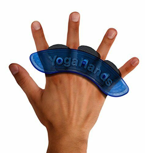Hand Exerciser & Stretcher Grip Strength Finger Seperator Trainer By YogaHands