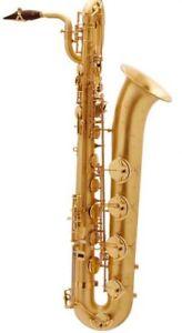 Selmer-Paris-Model-66AFJM-Series-III-Baritone-Saxophone-Matte-Lacquer-BRAND-NEW