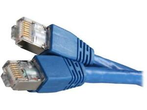 Kaybles-50ft-CAT6A-50S-50-ft-Cat-6A-Blue-Color-Shielded-Stranded-STP-Network-Ca