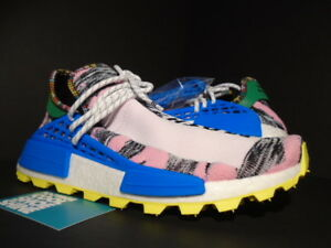 online store 7904c 636d4 Details about ADIDAS SOLAR HU NMD PHARRELL MOTHER LAND AFRO PACK HUMAN RACE  R1 XR1 BB9531 10