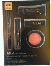 MUA Makeup Academy Professional: Makeup Artist Must Haves Kit (5 Piece Set)