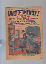 USA - Fame and Fortune Weekly No. 1064 Original 1926