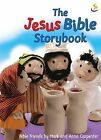 The Jesus Bible Storybook by Maggie Barfield (Board book, 2008)