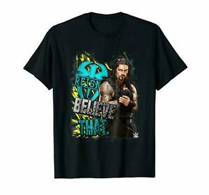 Wwe-Roman-Reigns-Believe-That-T-shirt-Tee-size-S-5XL-US-100-cotton-trend-2020