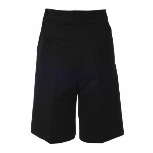 MARC JACOBS Shorts Black Tailored Size 6 / UK 10 M