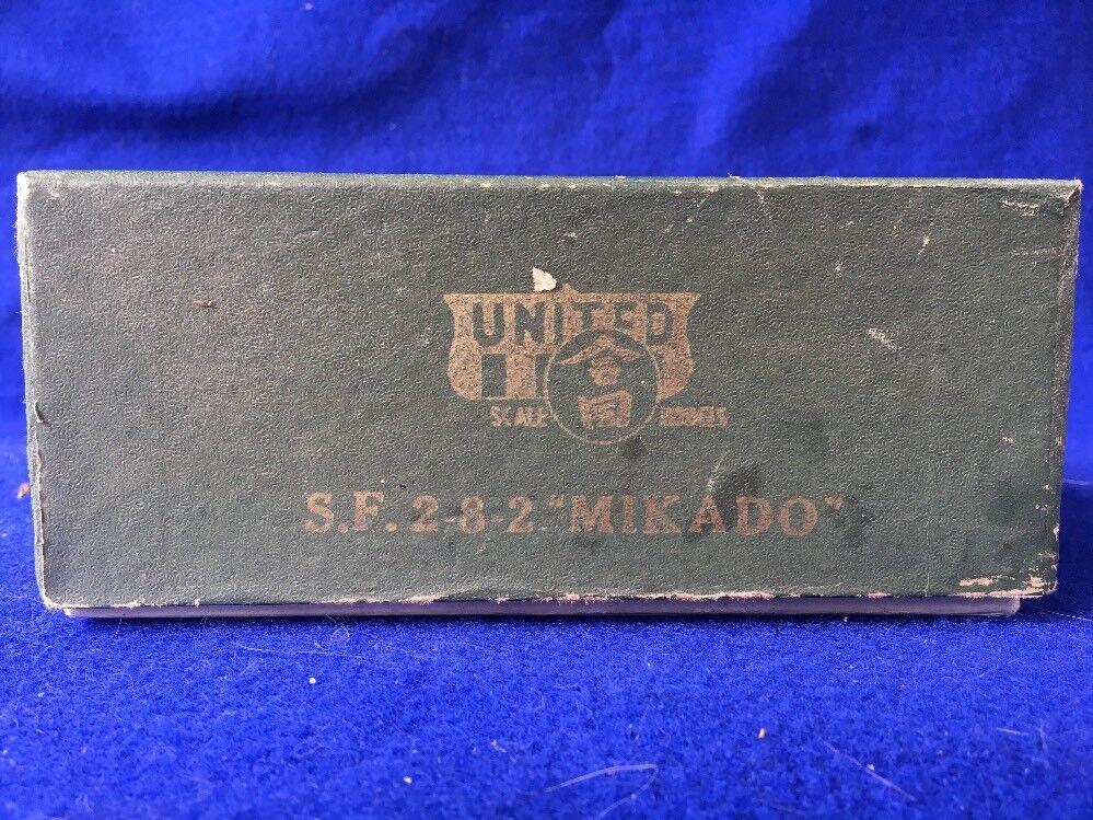 Pfm Unidos Santa Fe 2-8-2 Mikado