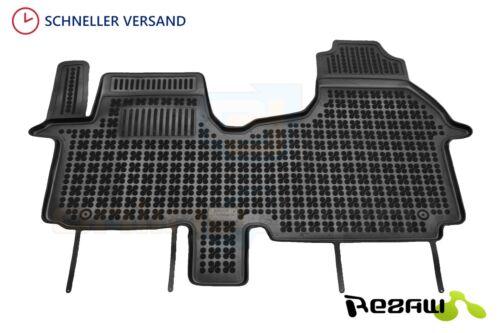 OPEL VIVARO II 2014-Aujourd/'hui première rangée avec 3 Sièges En Caoutchouc-Tapis de sol