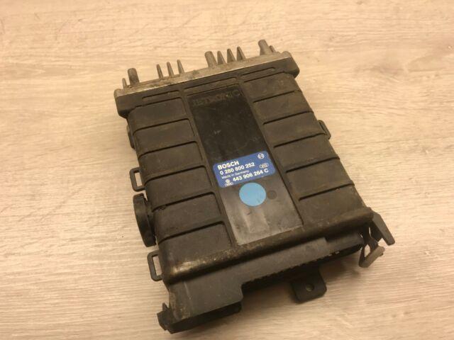 A136 AUDI ENGINE CONTROL UNIT MOTORSTEUERGERÄT ECU 0280800252 443906264C