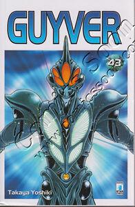 GUYVER-43-STORIE-DI-KAPPA-249-Star-Comics-NUOVO
