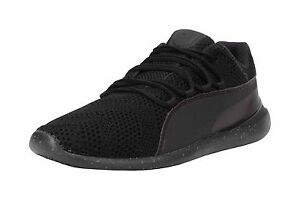 Puma Evo Cat Transform SF Ferrari Black Mesh Light Weight Running ... c3270539b