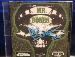 Mr. Bones - Scarifce CD twiztid Madrox insane clown posse HOK house of krazees