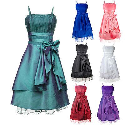 Cocktailkleid Abendkleid Partykleid Ballkleid mehrere Farben M L XL XXL
