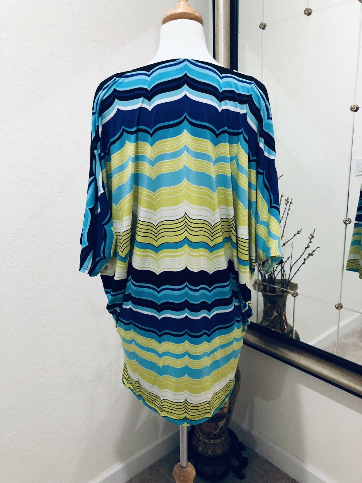 Trina Turk Print Dress S S S 929fe7