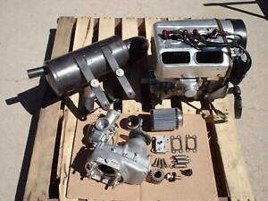 Details about Rotax 447 engine assembly , Its brand new and Duel ignition