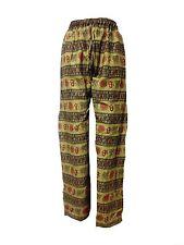 COTTON INDIAN PYJAMAS HIPPIE GYPSY MEN CASUAL PANTS YOGA TROUSERS HAREM PANTS