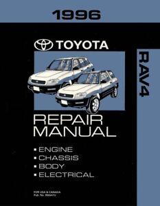 Toyota Rav4 Book